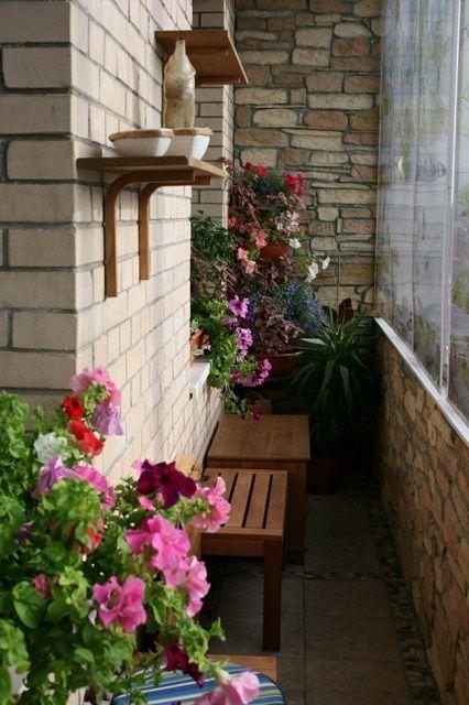 Подходы к оформлению балкона или лоджии зависят от планируемой функциональности этих помещений