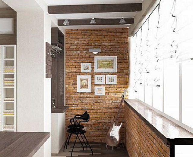 Подумайте сразу – несколько минимализм стиля «лофт» придется по душе вам и всем остальным домочадцам