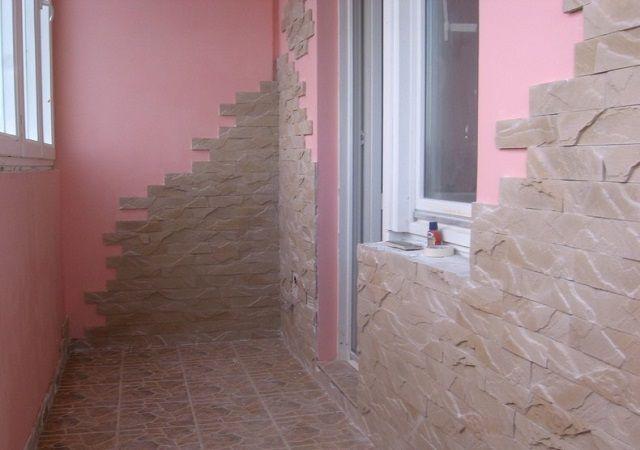 Возможности отделки стен – мало чем ограничены