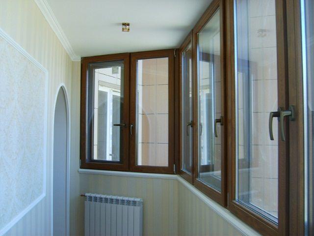 Тёплое остекление – обязательное условие для «всесезонности» балкона