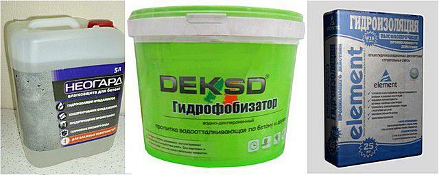 Современные проникающие гидрофобизаторы для бетона – отличная альтернатива рулонной гидроизоляции