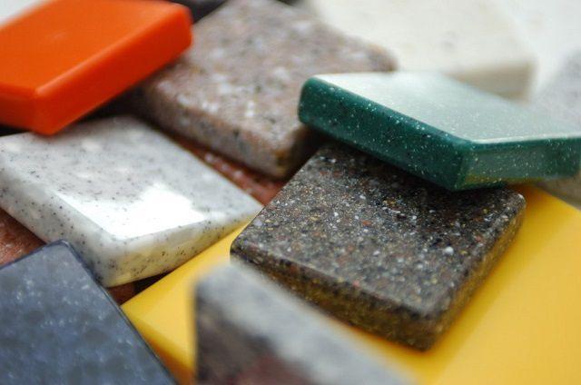 Современный композитный материал – искусственный камень на акриловой основе