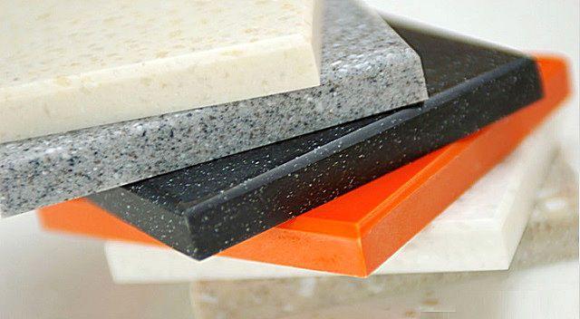 Можно попытаться изготовить акриловый искусственный камень и в домашних условиях
