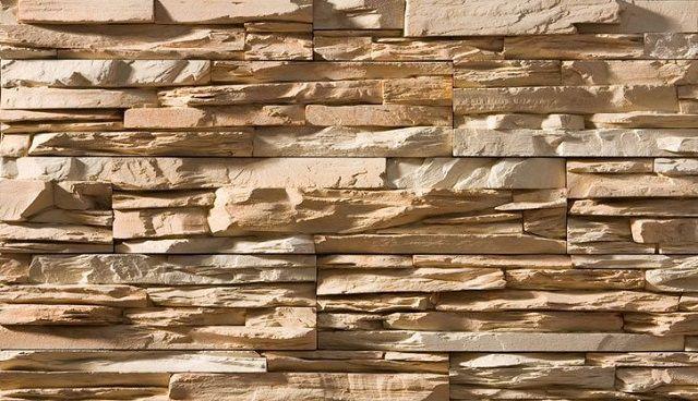 Большие возможности открывает применение искусственного камня на гипсовой основе