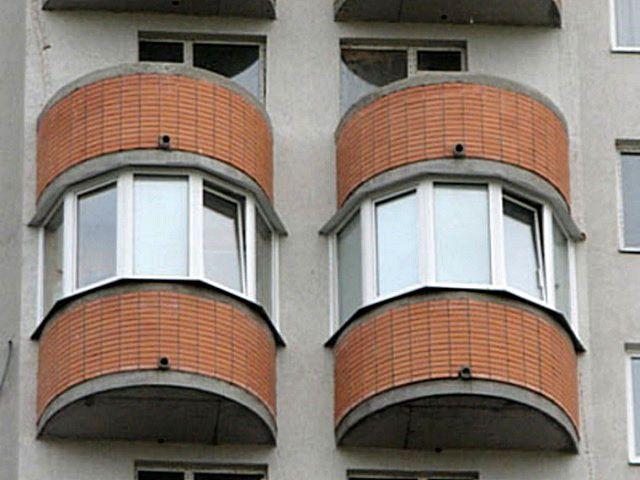 «Французский» балкон может быть просто «находкой», если постараться объединить его с жилой комнатой