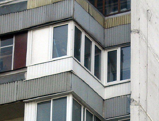 Лоджия-балкон типа «сапог» —широкие возможности для полезного использования