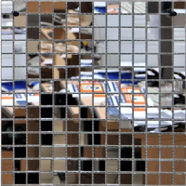 Зеркальная мозаика. Без коментариев