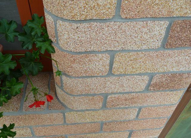 Гибкой плиткой можно облицевать интерьерные детали сложных геометрических форм