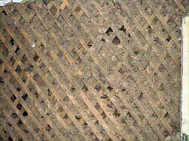 Дранка – традиционная основа под глиняную штукатурку