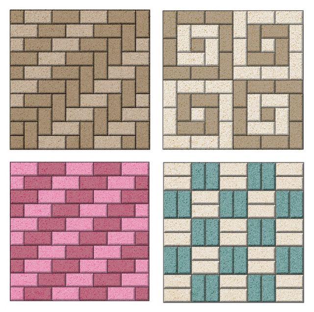 Варианты  цветовых схем
