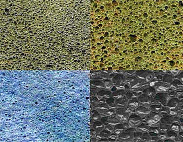 Отличительная особенность большинства термоизоляционных материалов – это пористая, ячеистая или волокнистая структура,заполненная воздухом, иным газом или даже вакуумом