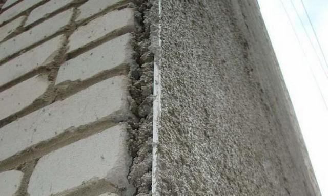 Теплая «шуба» на поверхности фасадной стены
