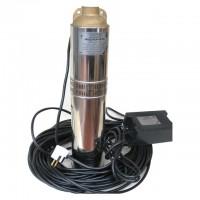 Калькулятор расчета напора скважинного насоса для системы с прямой подачей воды