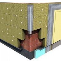 Калькулятор расчета материалов для мокрого фасада