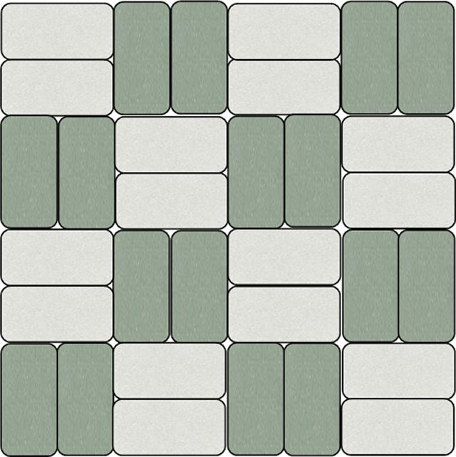 Схема раскладки «Плетенка»