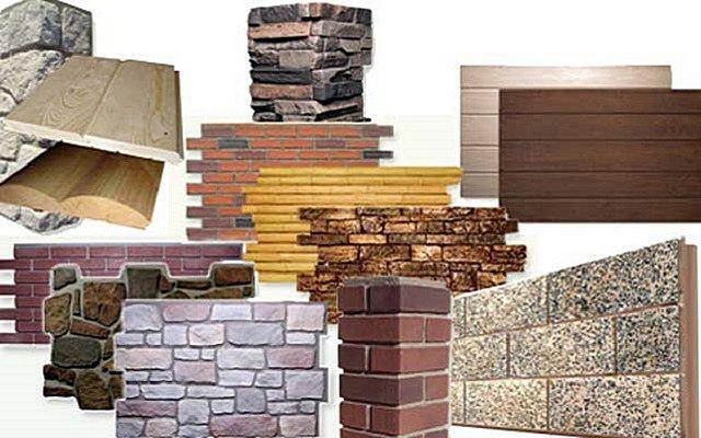 Как выбрать материал для фасадной отделки дома