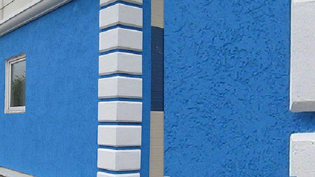 Фасадные штукатурки – древнейший способ отделки фасада, претерпевший, конечно, значительные усовершенствования