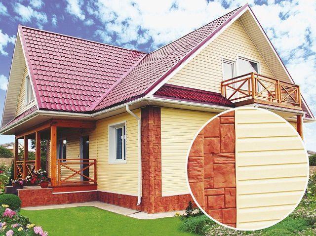 Отделочные материалы для фасадов частных домов: критерии выбора, фото отделочных материалов и дизайнов фасада23