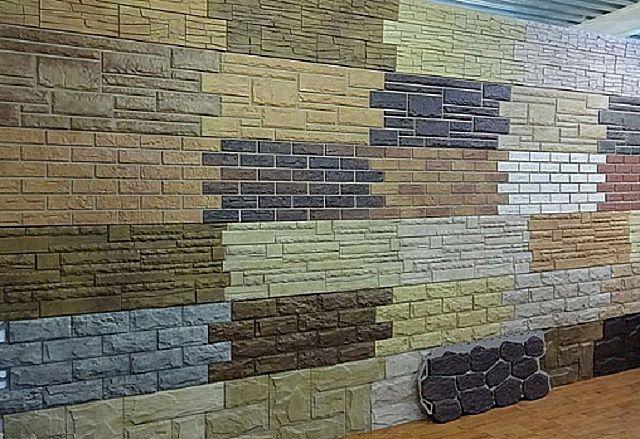 Широкий ассортимент цокольных ПВХ-панелей
