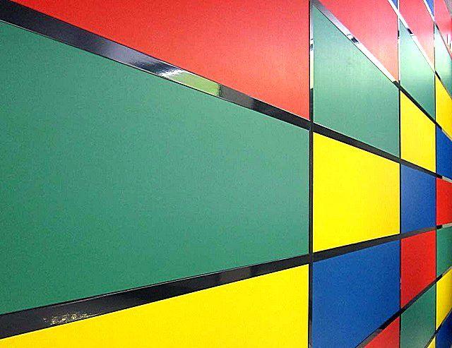 Яркие, жизнерадостные цвета и абсолютная безопасность – отличное сочетание для детских комнат