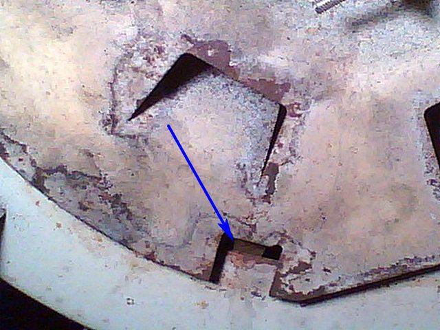 Вид на донную часть котла – фото 2