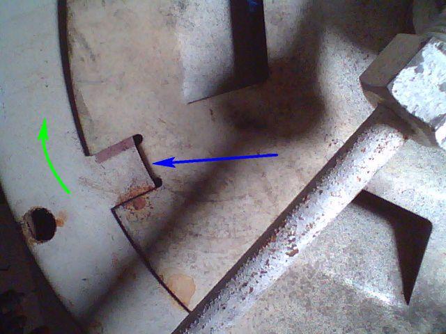 Вид на донную часть котла – фото 3