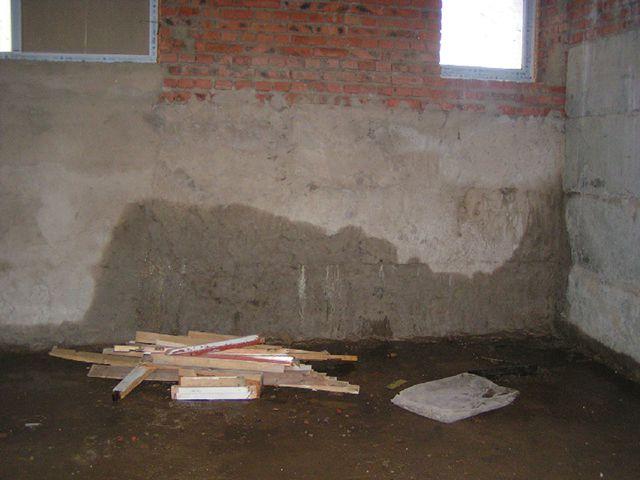 При хорошем дренаже в этом помещении мог быть спортзал, кладовка или мастерская