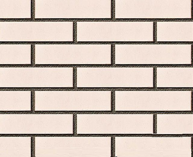 Красивая фасадная облицовка из кирпича серии «Белая Венеция»