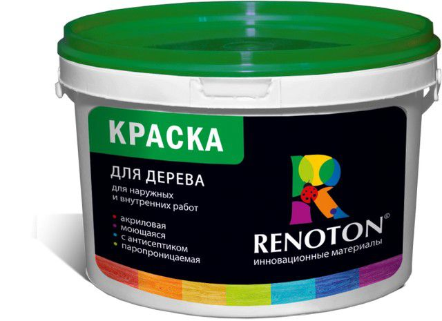 Качественные акриловые краски – отличное решение для внутренней отделки