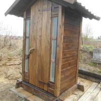 Туалет на даче своими руками — пошаговая инструкция
