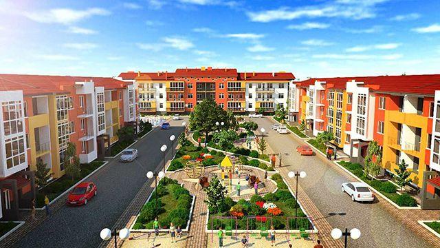 Вот такими должны быть современные жилые комплексы