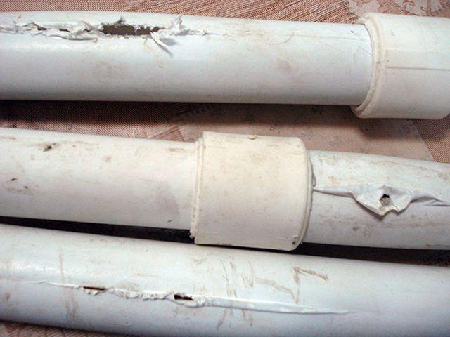 Полипропиленовые трубы при повышенных температурах и давлении резко перестают быть «долгожителями»