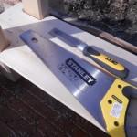 Необходимые инструменты для постройки туалета