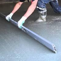 Калькулятор расчета количества бетона для заливки пола в гараже