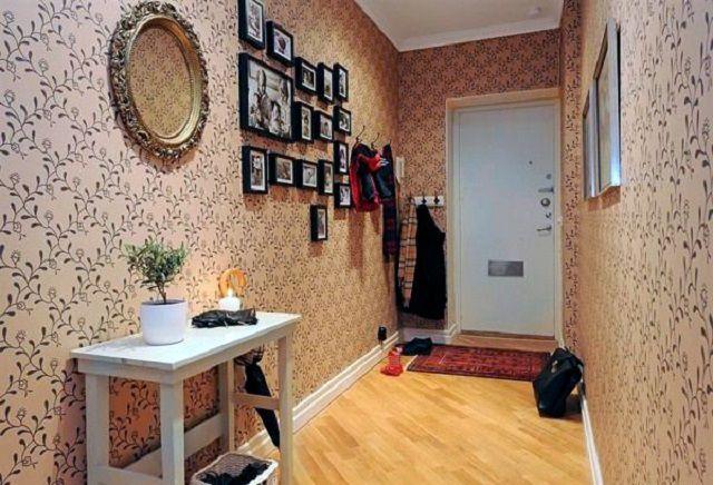 Несмотря на изобилие различных типов отделок стен, обои остаются на пике популярности