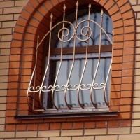 Как сделать решетку на окна