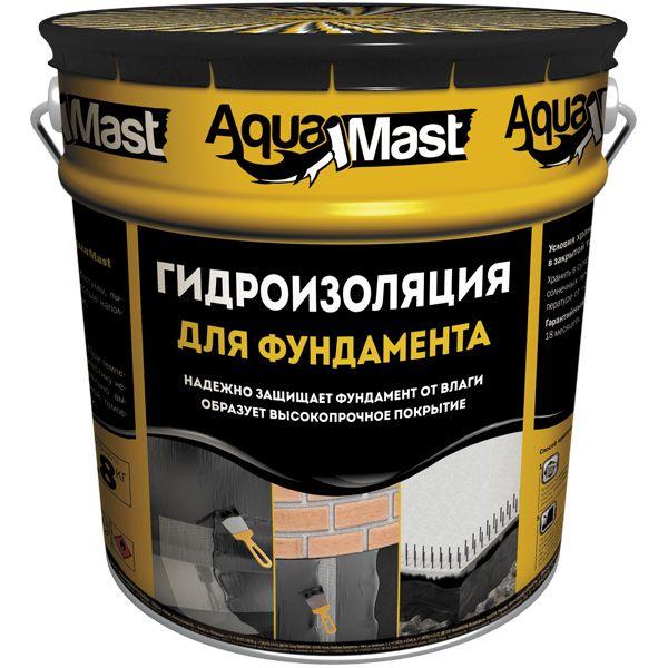 Грунт-мастика для ремонта гидроизоляционная aquamast применение полиуретановый лак du 46269 0005 пу