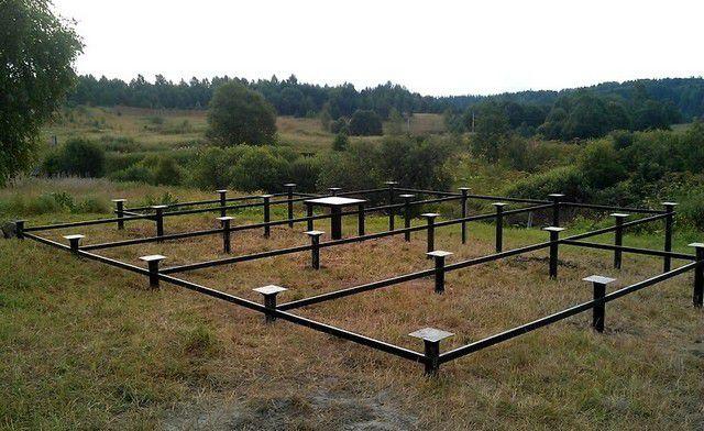 При планировании свайного поля в обязательном порядке учитываются имеющиеся перепады высот на участке под строительство
