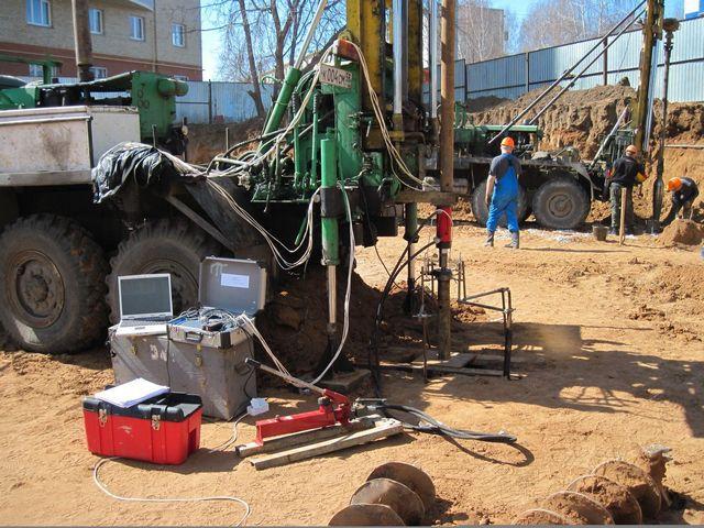 Самый правильный подход для проектирования фундамента – это профессиональное геологическое исследование участка