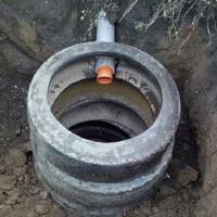 Сливная яма для бани: разновидности и технология возведения