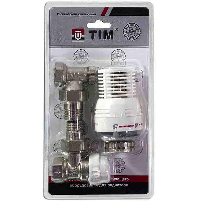 Комплект терморегулиующего оборудования для радиатора