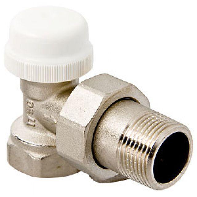 Термостатический угловой клапан