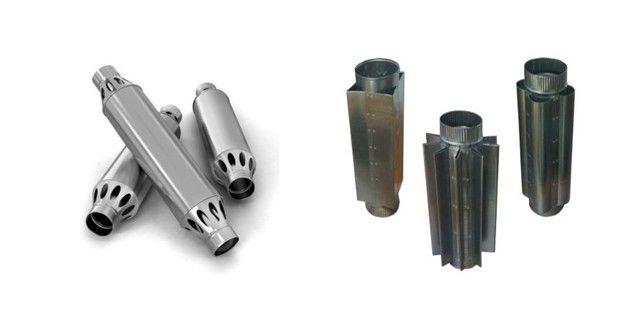 Примеры конвекторов, устанавливаемых вместо моно-трубы