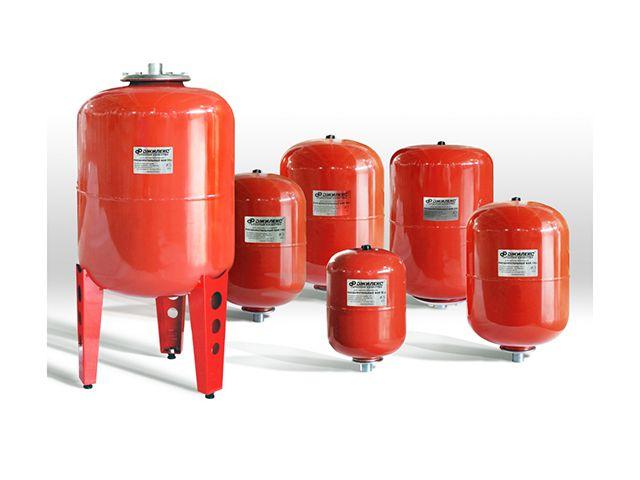 Выбор расширительных баков позволит удовлетворить любую систему отопления