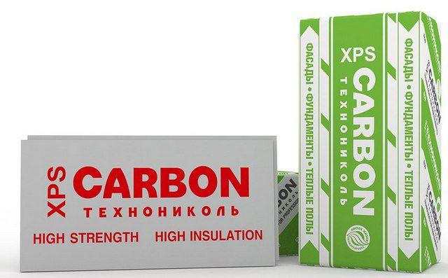 Плиты экструдированного пенополистирола «Технониколь CARBON» – отличное решение именно для утепления фундаментов