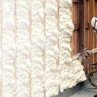 Пена для утепления стен: разновидности пенных утеплителей в баллонах и инструкция для самостоятельного напыления утеплителя