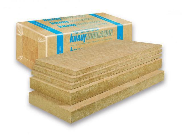 Отличное решение – утеплительные фасадные плиты «Knauf FKD» с уже имеющейся армирующей сеткой для последующего оштукатуривания
