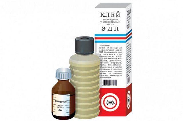 Всем знакомый эпоксидный клей – по сутитоже может считаться «химическим анкером», только с очень большим сроком застывания состава.
