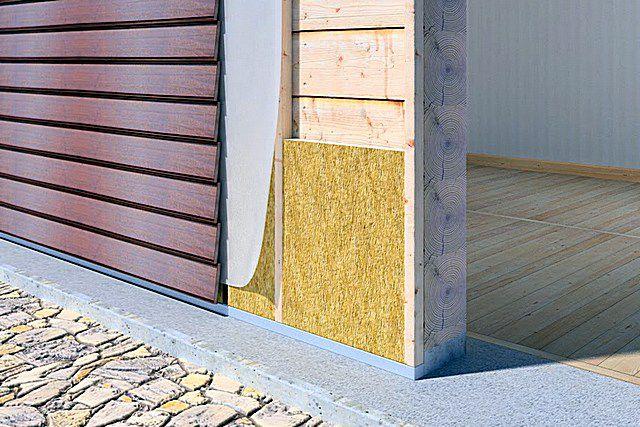 Оптимальное решение для жилого дома – полноценная термоизоляция, выполненная на основании проведённых теплотехнических расчётов