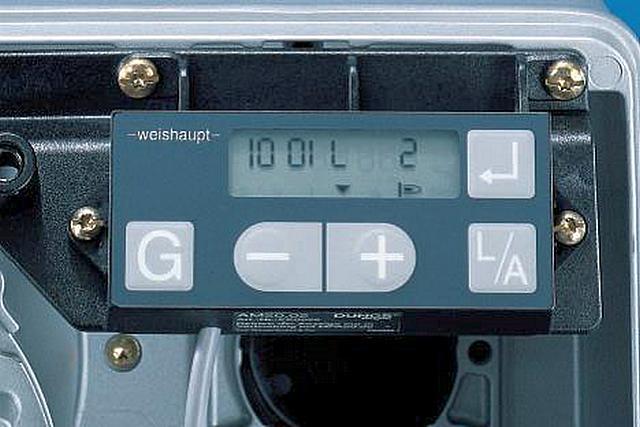 Дизельные горелки оснащаются собственными электронными или электромеханическими органами контроля и управления